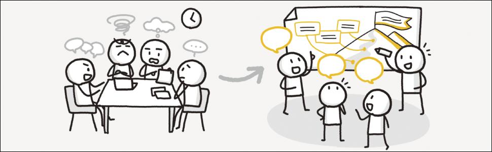 グラフィックレコーディングは、多様なビジネスシーンで役立つコミュニケーション技術として近年注目を集めています。