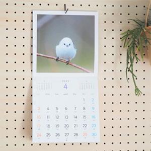 20×20cmのコンパクトサイズ。壁掛けはもちろん手帳代わりにも。