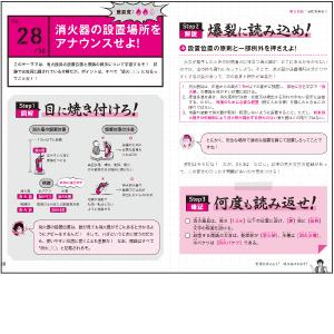 「図解→解説→暗記」の黄金3ステップ方式!
